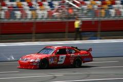NASCAR - Kasey Kahne bij LMS Royalty-vrije Stock Foto's