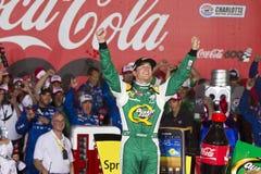 NASCAR: Kasey Kahne Victory Lane Stock Image