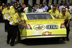 NASCAR - Kevin Harvicks Pennzoil All-Star Race Stock Image