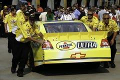 NASCAR - Kevin Harvicks Pennzoil All-StarRace Fotografering för Bildbyråer