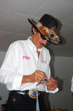 Nascar The King Richard Petty Stock Photos