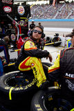 NASCAR-kuilweg bij het Internationale Toevoerkanaal van Phoenix Royalty-vrije Stock Foto