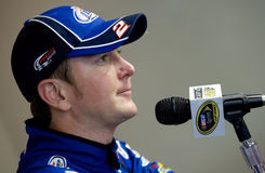 NASCAR:  Kurt Busch Aug 14 Carfax 400 Stock Image