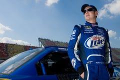 NASCAR:  Kurt Busch Aug 14 Carfax 400 Stock Photos