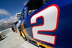 NASCAR - Kurt Busch's #2 Stock Image