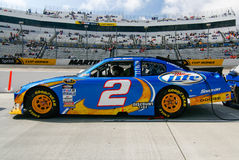 NASCAR - Kurt Busch's #2 Miller Lite Car Royalty Free Stock Images