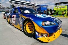 NASCAR - Kurt Busch's #2 Miller Lite Charger Stock Image