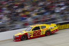 NASCAR:Kurt Busch on track at Dover Stock Photo