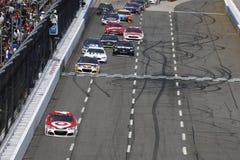 NASCAR: Kwiecień 02 STP 500 Zdjęcia Royalty Free