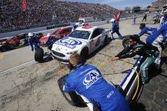 NASCAR: Kwiecień 02 STP 500 Obrazy Stock