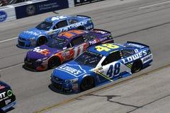 NASCAR: Kwietnia 30 Toyota właściciele 400 Obraz Royalty Free