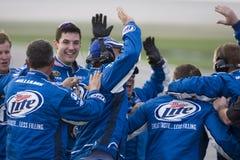 NASCAR : La série Kobalt de cuvette de Sprint usine le 8 mars 500 Images libres de droits