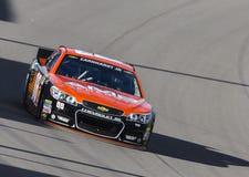 NASCAR 2013: La serie Kobalt de la taza de Sprint equipa el 7 de marzo 400 Fotos de archivo libres de regalías