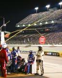 NASCAR - La squadra di pozzo, funzionari, smazza Richmond fotografia stock