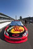 NASCAR: Ladrillar 400 del 24 de julio Fotografía de archivo libre de regalías