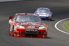 NASCAR: Ladrillar 400 del 25 de julio Imagen de archivo