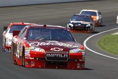 NASCAR: Ladrillar 400 del 25 de julio Foto de archivo libre de regalías