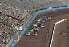 NASCAR: Lavoro in grado 200 del corpo del 14 novembre Immagine Stock
