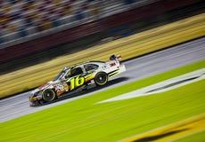 NASCAR : Le 15 octobre NASCAR encaissant 500 Photos libres de droits