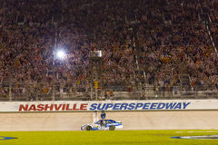 NASCAR : Le 23 juillet a fédéré les pièces d'auto 300 Images libres de droits