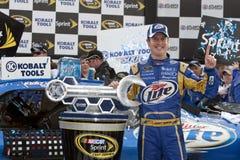 NASCAR : Le 7 mars Kobalt usine 500 Images stock