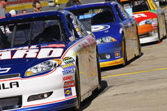 NASCAR - Le #88 du Jr de vallée dans l'avant Photos libres de droits