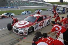 NASCAR : Le 13 mai vont 400 de roulement Image libre de droits