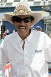 NASCAR legenda Richard Drobny obraz royalty free