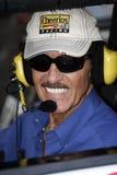 NASCAR legendy Richard Drobny obrazy royalty free