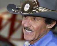 NASCAR legendy Richard Drobny zdjęcie stock