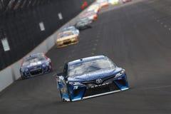 NASCAR: Lipa 23 Brantley Gilbert Duży Maszynowy Brickyard 400 Zdjęcia Royalty Free