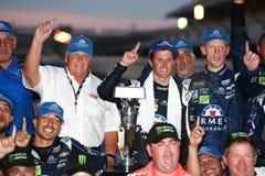 NASCAR: Lipa 23 Brantley Gilbert Duży Maszynowy Brickyard 400 Zdjęcia Stock