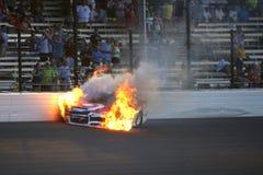 NASCAR: Lipa 23 Brantley Gilbert Duży Maszynowy Brickyard 400 Zdjęcie Royalty Free