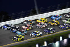 NASCAR: Lipa 01 kola Zero 400 Obrazy Royalty Free