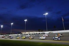 NASCAR: Lipa 01 kola Zero 400 Obraz Stock