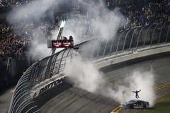 NASCAR: Lipa 01 kola Zero 400 zwycięzców Zdjęcie Royalty Free