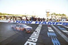 NASCAR: Lipa 16 Overton ` s 301 Obrazy Stock