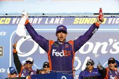 NASCAR: Lipa 16 Overton ` s 301 Zdjęcia Stock