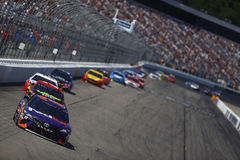 NASCAR: Lipa 16 Overton ` s 301 Obrazy Royalty Free