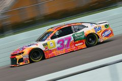 NASCAR: Listopad 17 Ford 400 obrazy stock