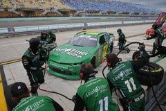 NASCAR: Listopad 17 Ford 300 fotografia royalty free