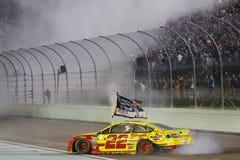 NASCAR: Listopad 18 Ford 400 zdjęcia stock