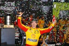 NASCAR: Listopad 18 Ford 400 fotografia royalty free