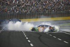 NASCAR: Lopp för Maj 20 gigantiskt energi NASCAR All Star Royaltyfri Foto