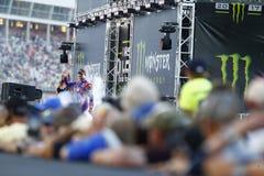 NASCAR: Lopp för Maj 20 gigantiskt energi NASCAR All Star Fotografering för Bildbyråer