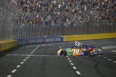 NASCAR: Lopp för Maj 20 gigantiskt energi NASCAR All Star Royaltyfri Fotografi