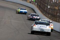 NASCAR:  Lowe's Chevrolet Allstate 400 Royalty Free Stock Photo