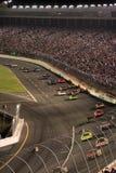 NASCAR - Lowes Bewegungsspeedway Lizenzfreie Stockfotografie