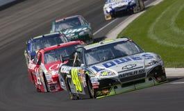 NASCAR: Lowes Chevrolet Allstate 400 Lizenzfreie Stockfotografie