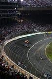NASCAR - Lowes - virage 1 Photos stock